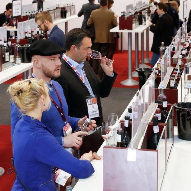 Le salon des vins et spiritueux